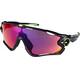 Oakley Jawbreaker Cavendish Okulary rowerowe Mężczyźni czarny
